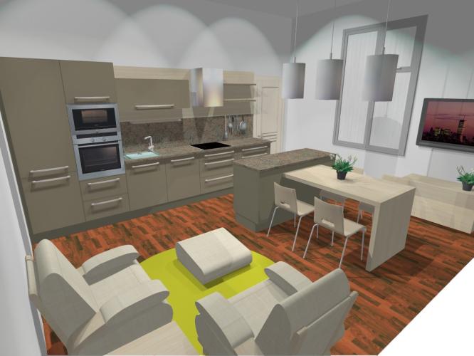 e55622ffaa4d 3D vizualizace - Interiéry Jakl